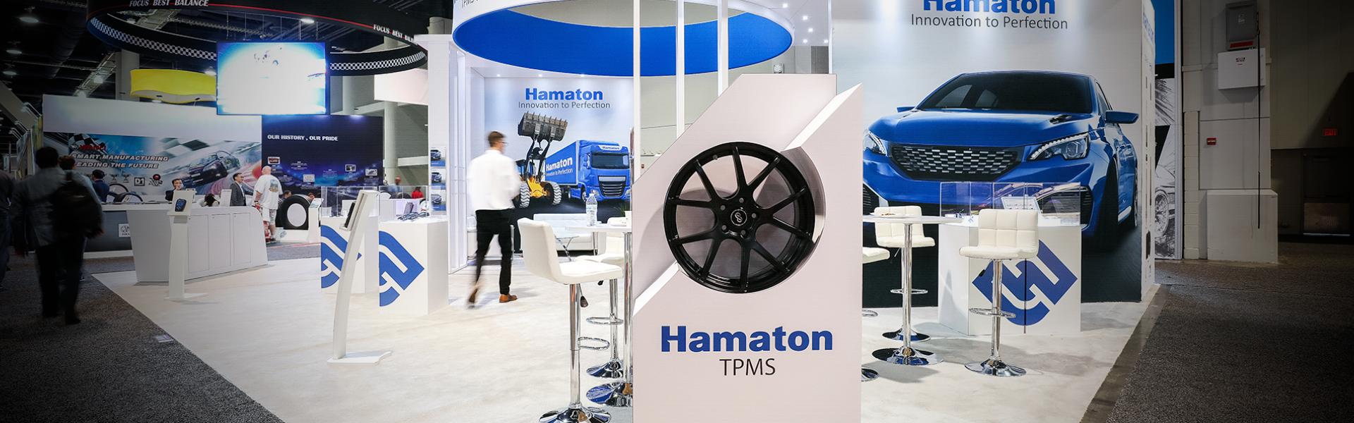 Hamaton Inc